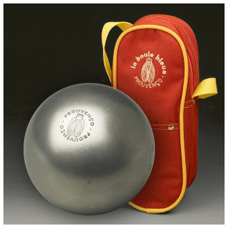 """Prouvenço"" Stamp & Boules Bag Option"