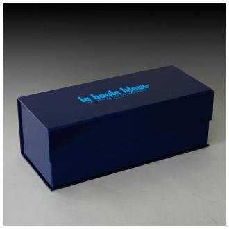 Coffret cadeaux box de luxe - 3 boules