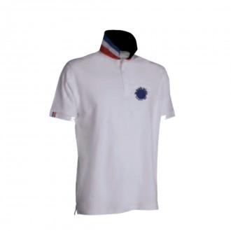 Polo Tennis blanc
