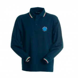 Polo rugby navy