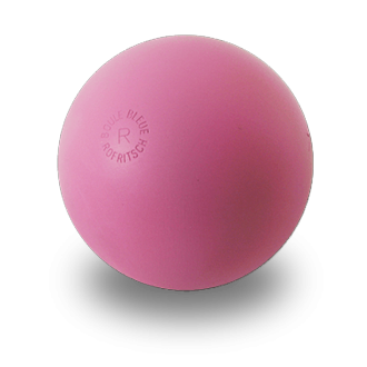 Boule Rose Carbone 120 Semi-soft