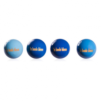 4 Collector's Edition La Boule Bleue Jacks